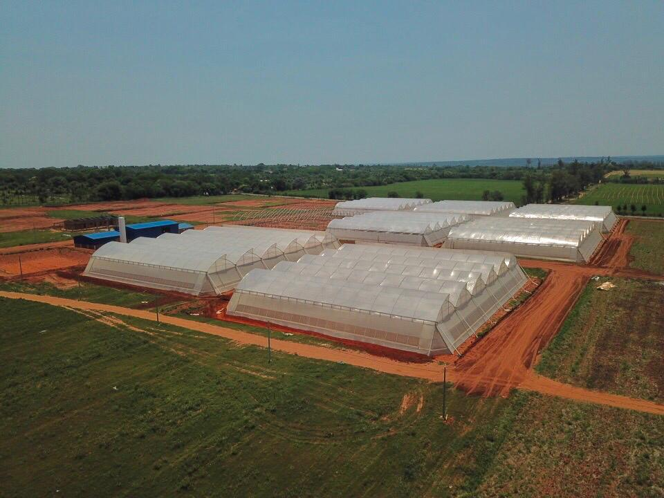 Operational and Under Construction Greenhouses